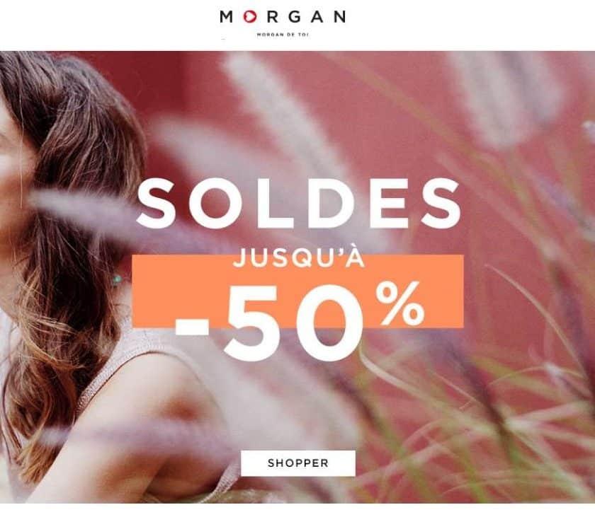 Soldes Morgan de Toi
