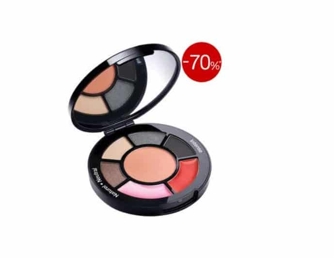 Soldes Sephora 2018 : 2,30€ la mini palette Sephora Collection