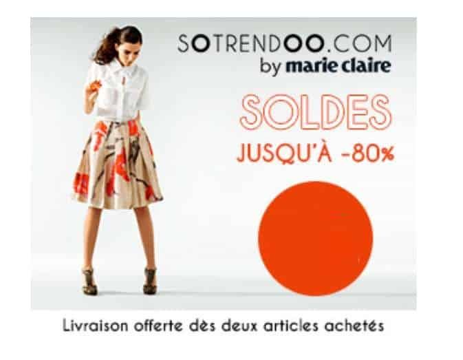 Soldes Sotrendooby Marie Claire