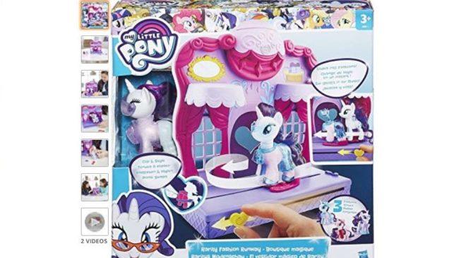 Soldes boutique magique My Little Pony