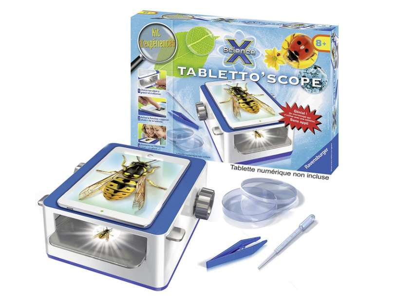 Tabletto' Scope de Ravensburger pas cher en soldes
