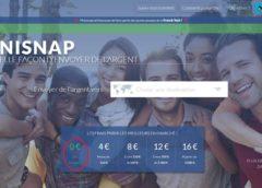 Transfert d'argent sans frais de France vers 80 pays avec Monisnap (retrait cash)