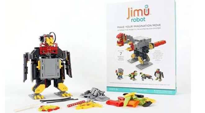 robot programmable Jimu Robot Explorateur PNJ pas cher