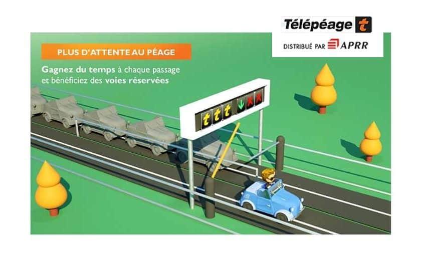 5€ le badge Liber-t Télépéage sans engagement