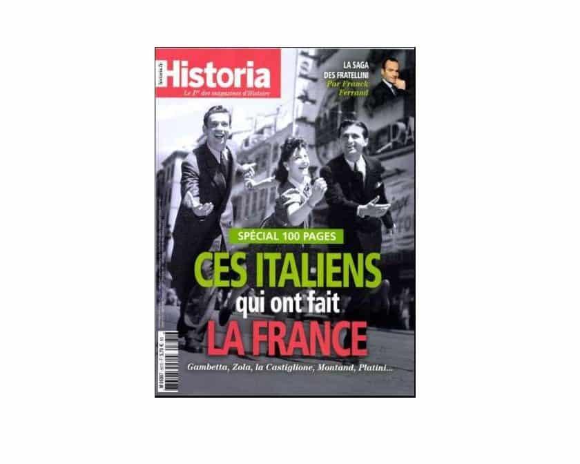 Abonnement Historia pas cher