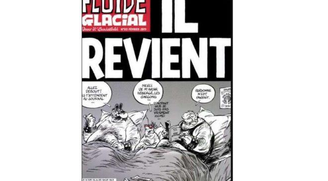 Abonnement magazine Fluide Glacial pas cher