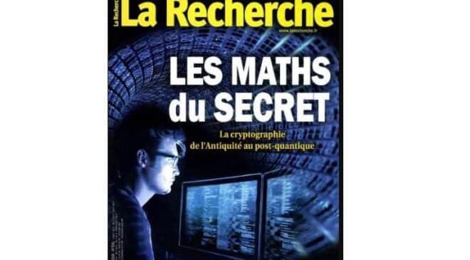 Abonnement magazine La Recherche pas cher