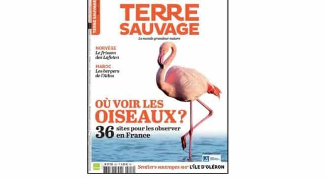 Abonnement magazine Terre Sauvage pas cher