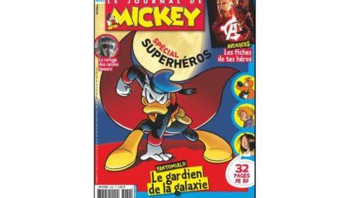 Abonnement pas cher au Journal de Mickey