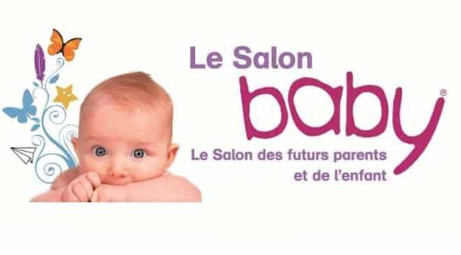 Billet d'entrée pour le Salon Baby moitié prix