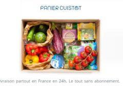 Bon d'achat Panier Cuistot : 1€ le bon de 10€ (paniers repas livrés à domicile partout en france)