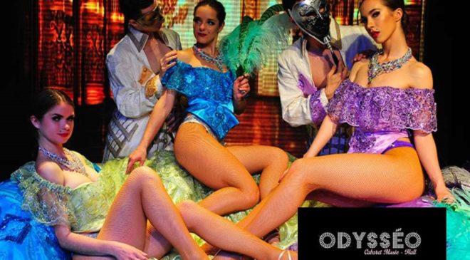 Cabaret Odysséo pas cher (Plombières-lès-Dijon)