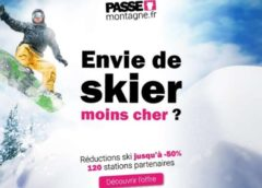 Carte ski Passe Montagne pas chère