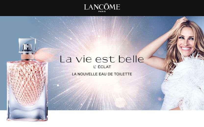 Echantillon La Vie est Belle L'Eclat gratuit