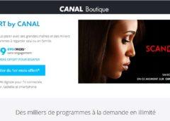 GRATUIT : 1 mois d'abonnement à START by CANAL sans engagement