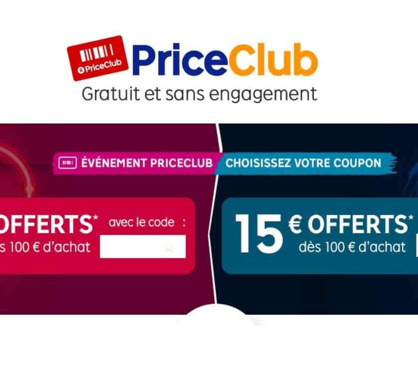 Pour la Saint Valentin Priceminister offre 15€ de réduction