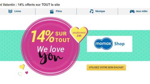 Saint Valentin Momox Store