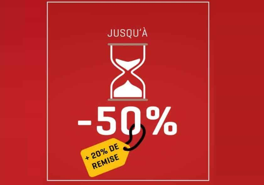 Soldes Puma 20% supplémentaires