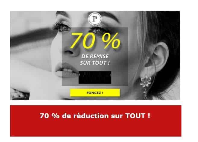 Tous les parfums Pirate Parfum à moins 70%