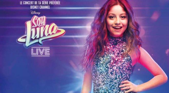 Concert Soy Luna Live pas cher