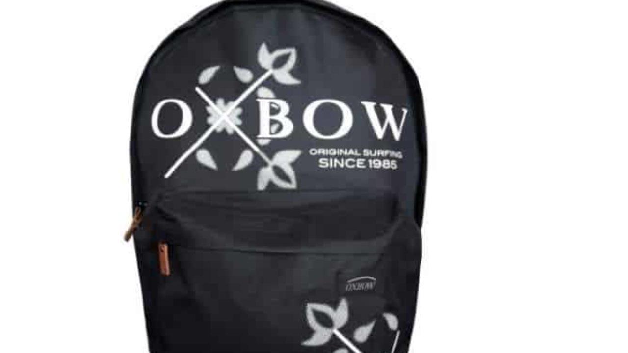 52b3536f79 17,9€ sac à dos Orignal Surfing Oxbow noir – livraison gratuite (au lieu de  30€ | Bons Plans Malins