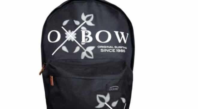 17,9€ sac à dos Orignal Surfing Oxbow noir – livraison gratuite (au lieu de 30€