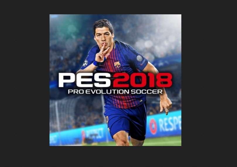19,99€ le jeu Pro Evolution Soccer 2018 PS4