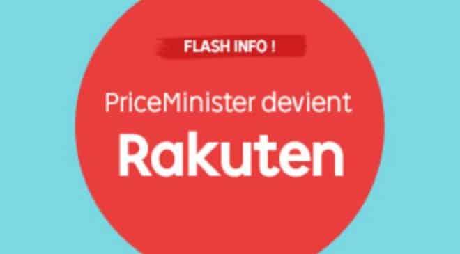 20€ de remise sur Rakuten