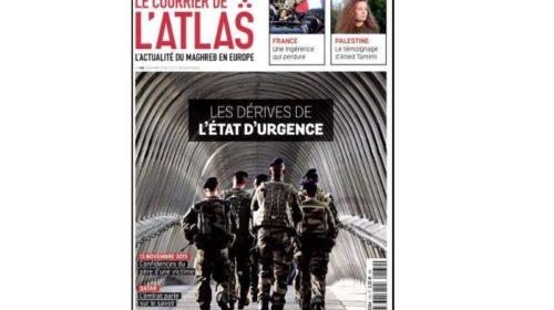 Abonnement Le Courrier de l'Atlas pas cher