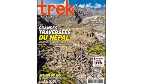 Abonnement Trek Magazine pas cher