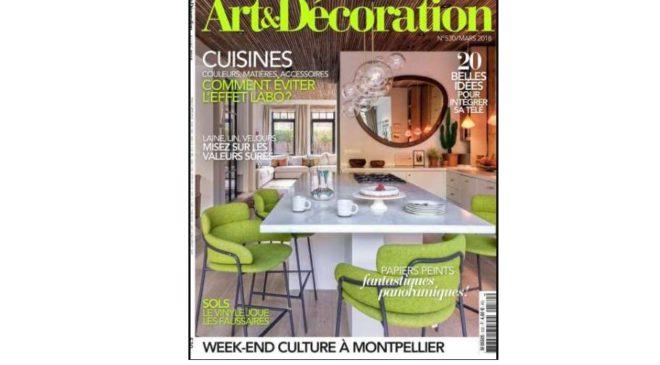 Abonnement au magazine art et d coration pas cher 22 au for Abonnement magazine art et decoration