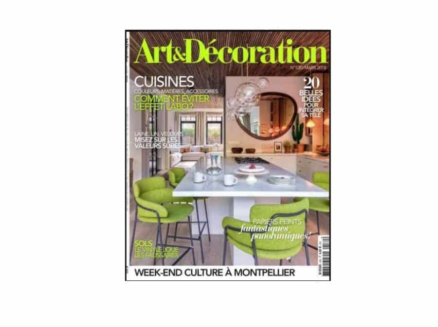abonnement au magazine art et d coration pas cher 22 au lieu de 55. Black Bedroom Furniture Sets. Home Design Ideas