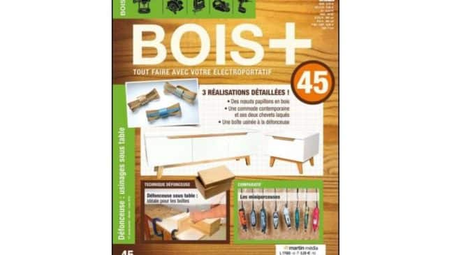 abonnement magazine bois pas cher 14 les 7 num ros. Black Bedroom Furniture Sets. Home Design Ideas