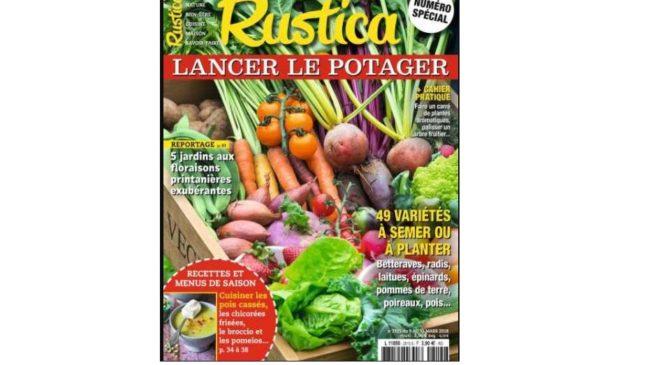 Abonnement magazine rustica pas cher moins de 49 les 52n for Abonnement fleurs pas cher