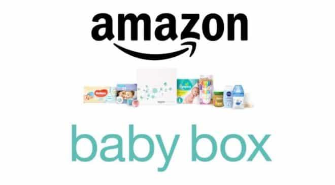 Babybox Amazon gratuite