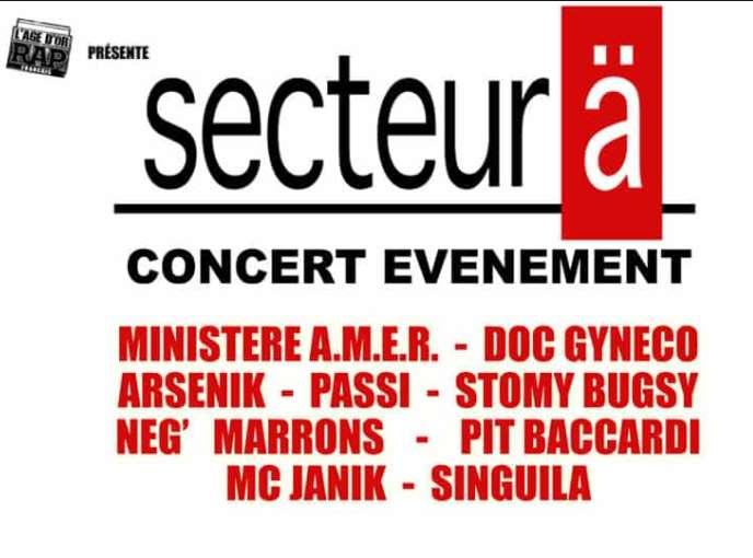 Billet concert Secteur A En tournée moins cher