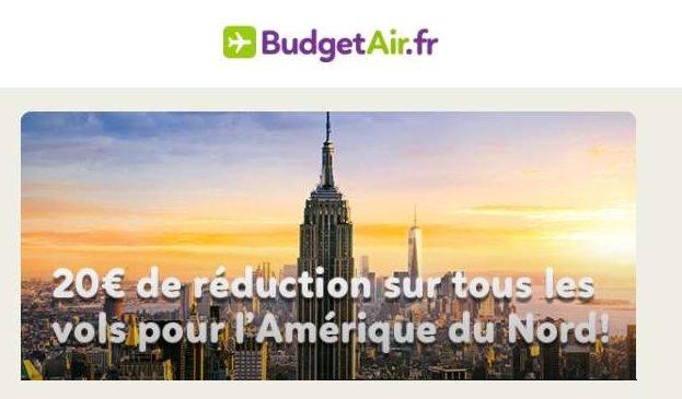 Billet d'avion Etats-Unis moins cher
