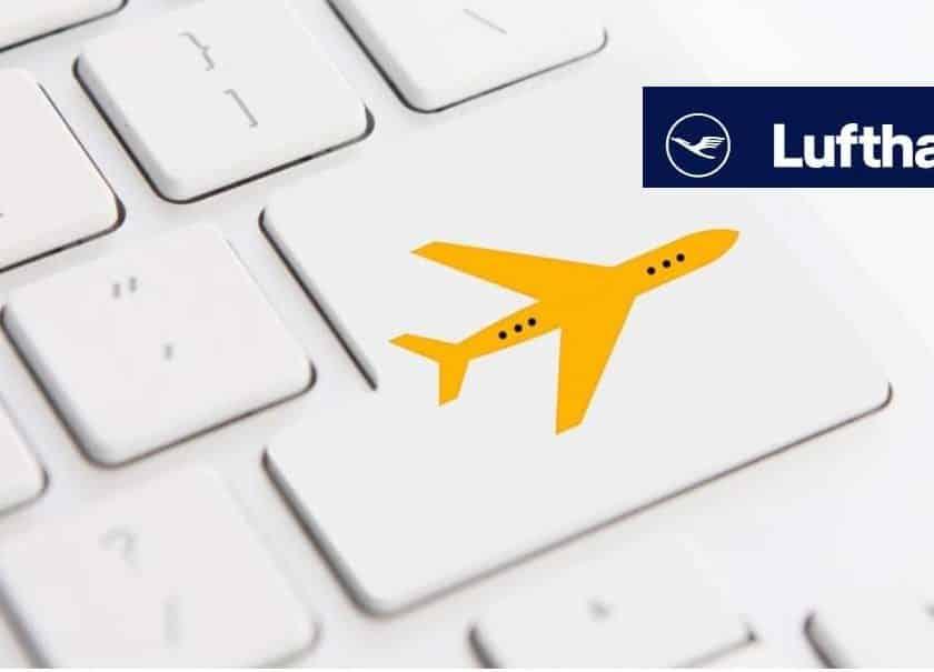 Billet d'avion Lufthansa moins cher