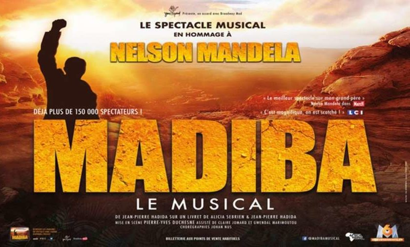 Billet spectacle Madiba Le Musical (Nelson Mandela) pas cher