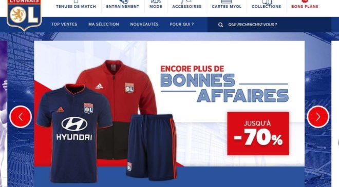 Crazy Week Boutique Olympique Lyonnais