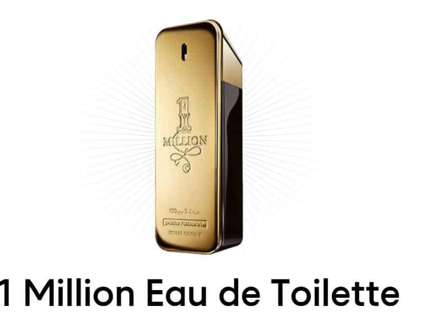 Echantillon 1 Million de Paco Rabanne gratuit