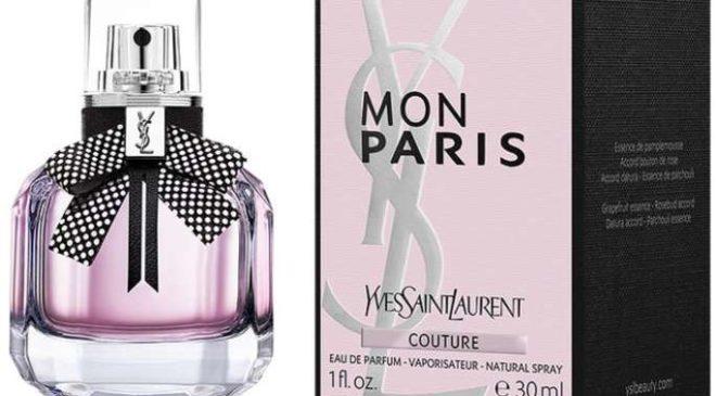 Échantillon gratuit du parfum Mon Paris Couture Yves Saint Laurent