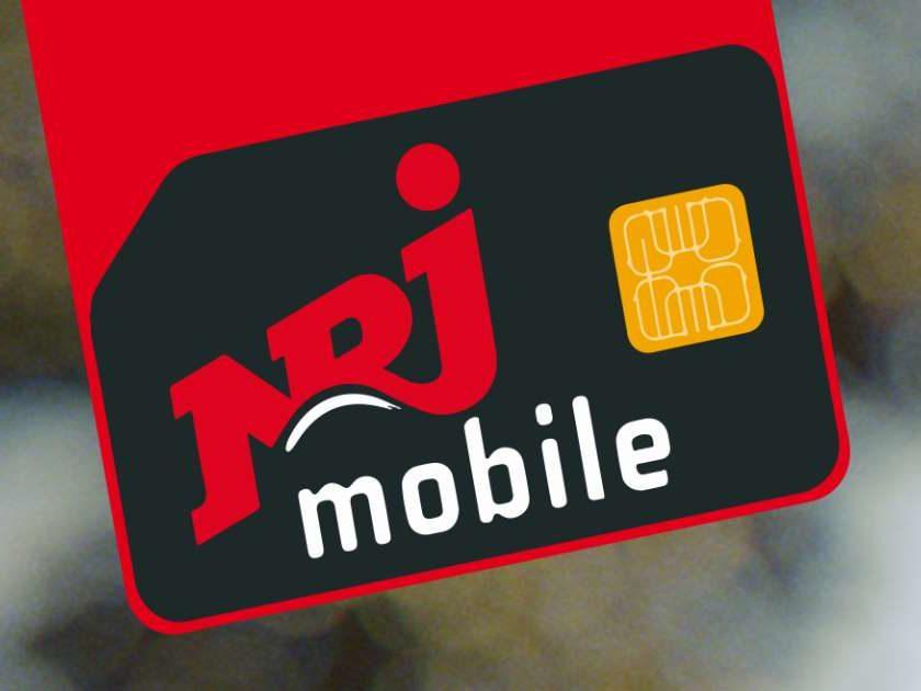 Forfait NRJ Mobile 100Go pour seulement 9,99€ (