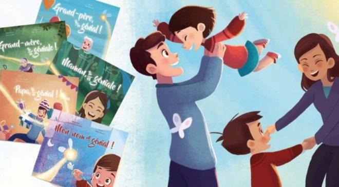 Livre personnalisé pour enfant pas cher