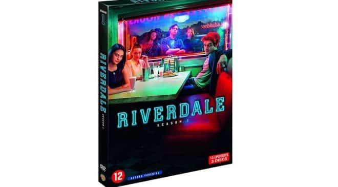 Moins de 19€ intégral série Riverdale Saison 1 en DVD