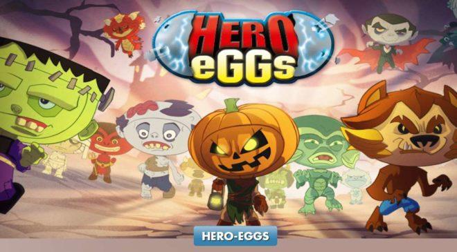 Offre de remboursement Hero Eggs