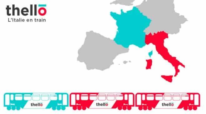 Vente privée Thello billets train pour Venise ou Milan pas chers