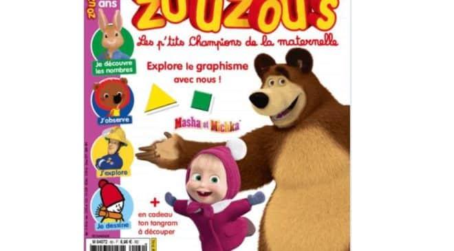 Abonnement magazines Zouzous et Oui-Oui pas cher