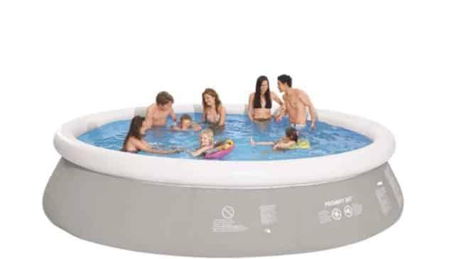 199€ piscine autoportante Trigano 4,50m