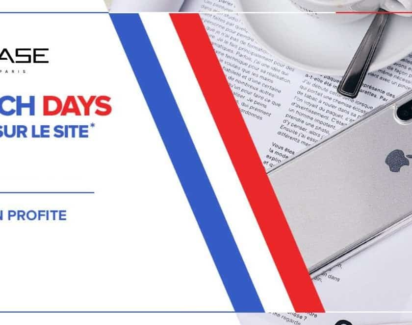 25% de remise French Days The Kase